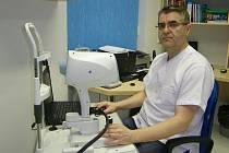Oční lékař MUDr. Petr Krejčiřík