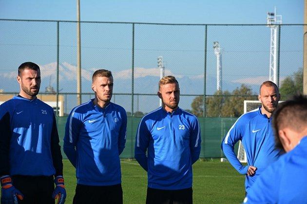 Fotbalisté Slovácka se připravují na soustředění v Turecku. Ve středu odehráli přípravný zápas s Kayserisporem.