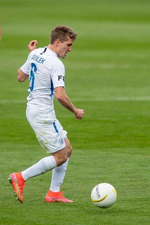 Záložník Liberce Michal Sadílek. Foto: Jaroslav Appeltauer, FC Slovan Liberec