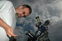 Ani letos nebudou chybět pozorování zajímavých astronomických jevů