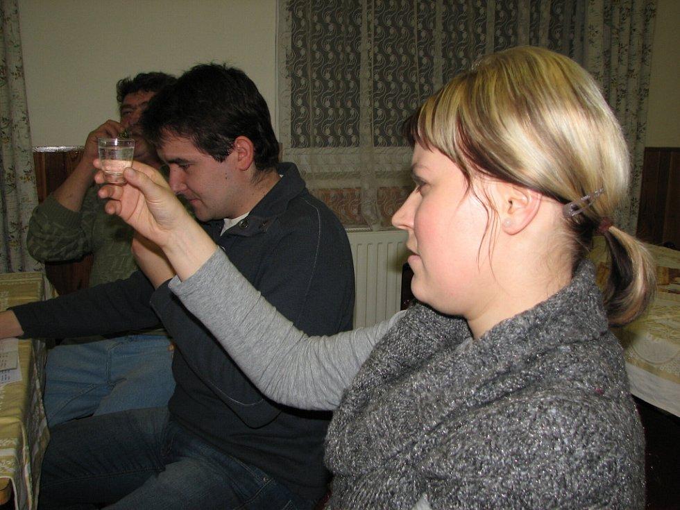 Krásně řetízkuje, potvrdila jedna z příležitostných ochutnávaček slováckého moku.