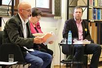 Akce s názvem Noc s literaturou se ve středu 14. května poprvé uskutečnila také v Knihovně Bedřicha Beneše Buchlovana v Uherském Hradišti.