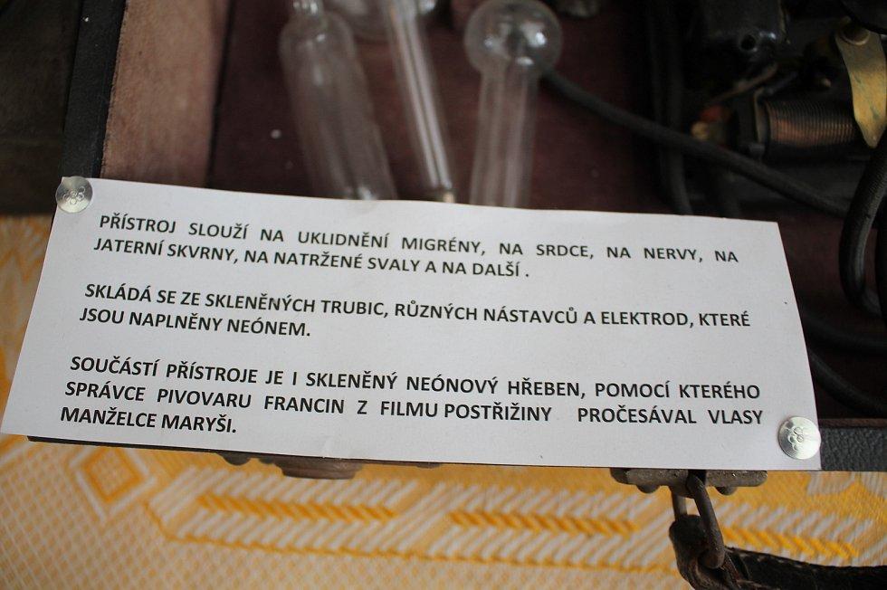 Otevření památných domků na Slovácku 27. - 28.6. 2020.Muzeum Huštěnovice.