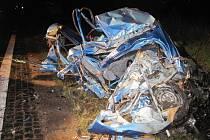 Smrtelná dopravní nehoda se stala v pondělí 23. října ve směru z Uh. Brod na Bánov
