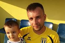 Fotbalista Libor Pilka po čtyřech a půl letech skončil v divizním Strání.