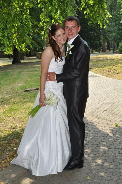 Soutěžní pár č. 90: Veronika a Petr Chromkovi, Uherský Brod