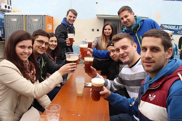 V pořadí již čtvrtý Oktoberfest se tentokrát konal v prostorech Jarošovského pivovaru.