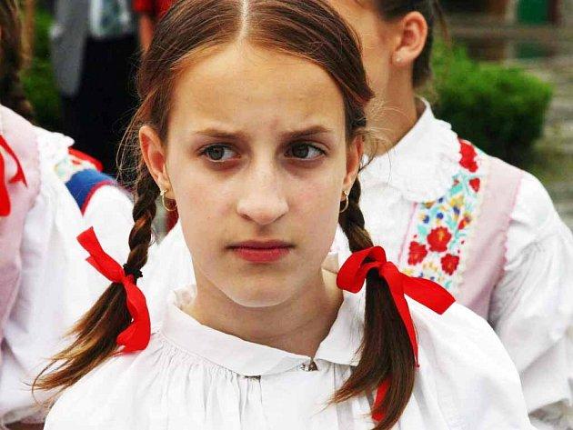 Kristýna Daňhelová.