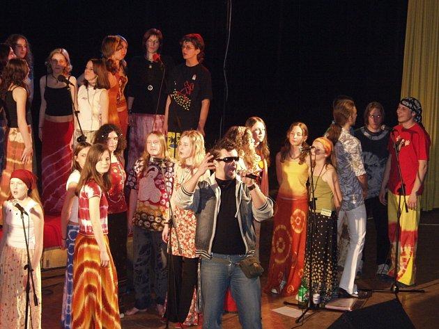 Mladí zpěváci ze Slovácka už vystupovali i s kapelou Kabát a Deep Purple.