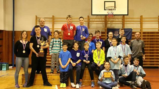 Střelci SBTS Kunovice vybojovali na mistrovství České republiky pět medailí a byli tak nejúspěšnějším oddílem šampionátu.