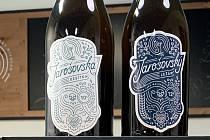 Piva z Jarošovského pivovaru.