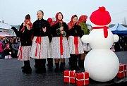 Vánoční jarmark v Boršicích