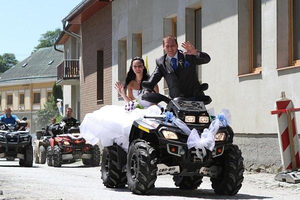 Renata a Richard Vavřičkovi, Zlín-Štípa