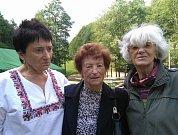 Setkání bývalých i současných obyvatel Bošáček i příznivců Kopanic.