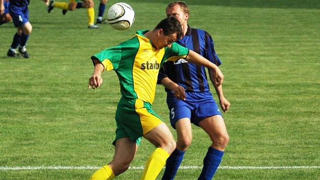 V derby mezi týmy Kněžpole a Boršic došlo až na penaltový rozstřel, v němž byli úspěšnější domácí.
