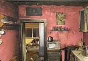 Požár kuchyně v Buchlovicích si vyžádal i přítomnost vrtulníku záchranné služby.