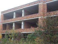 Budova byla rozestavěna jako Okresní Středisko Dětí a Mládeže.