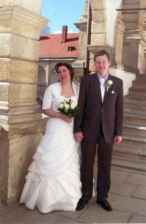 Soutěžní svatební pár číslo 26 - Lucie a Ondřej Čípovi, Mohelnice.