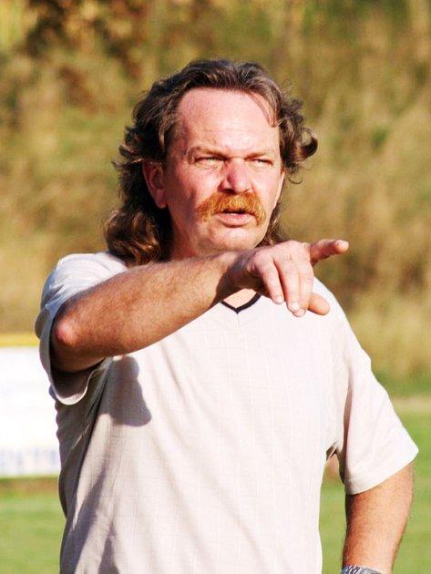 Stanislav Travenec jakoby ukazoval směr, kterým by se měl fotbal v Tupesích ubírat.