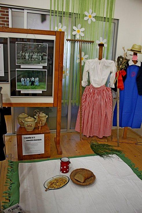 Jubilem slavila Děcka z Buchlovic, tamní folklorní studio i cimbálovka Rubáš.