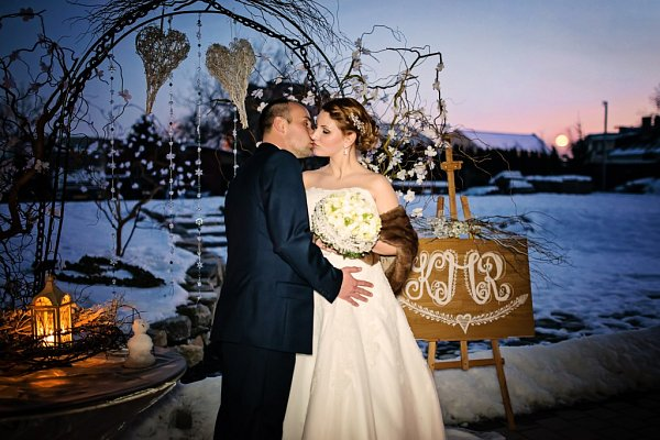 Soutěžní svatební pár číslo  31 –  Kateřina a Rudolf Muchkovi, Olomouc