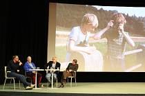 Filmem Sonáta pro Zrzku pokračoval v hradišťském kině Hvězda cyklus Slovácko před kamerou