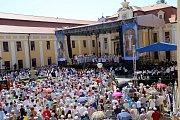 NÁRODNÍ POUŤ VELEHRAD 2018 - Slavnostní poutní Mše