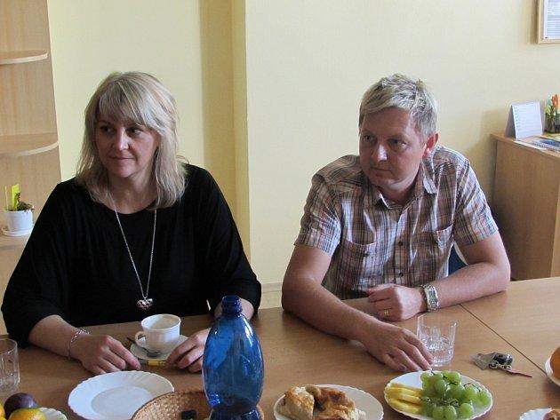 Volby do Senátu PČR na Slovácku 10. - 11. října 2014