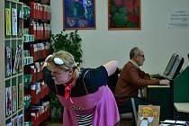 Sobotní dopolede bylo v hradišťské knihovně zasvěcené dětem