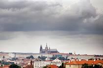 Pražský hrad. Ilustrační foto.