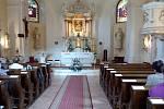 Farní pouť ke kostelíku v Provodově