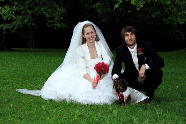 Svatební pár č. 113Kateřina a Aleš Pátkovi, Olomouc