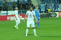 Zkušený křídelník Jan Navrátil by měl ve Slovácku hrávat další dva roky.