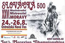 Pozvánka na XXVI. mistrovství Moravy do Ostrožské Nové Vsi