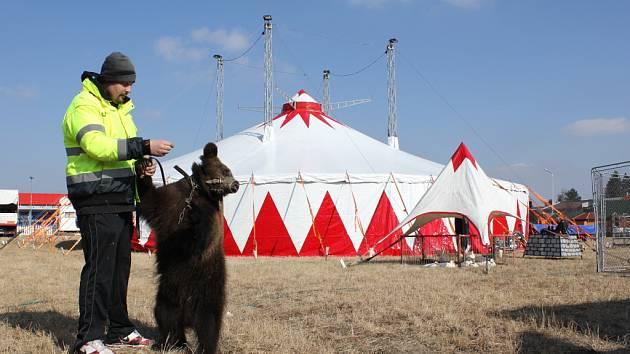 Cirkus Sultán. Ilustrační foto.