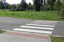 Kam asi vede tento přechod pro chodce?