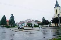 Centrum Topolné.