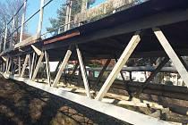 Do opravy lávek na ulici Nábřežní a Závodní chce vedení Nivnice investovat ještě letos stovky tisíc korun.