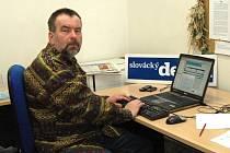 Rostislav Rajchl v redakci Slováckého deníku odpovídá v ON-LINE rozhovoru.