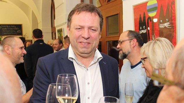 Starosta Uherského Hradiště Stanislav Blaha (ODS)