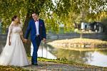 Soutěžní svatební pár číslo 130 - Karolina a Tomáš Hausnerovi, Brodek u Přerova
