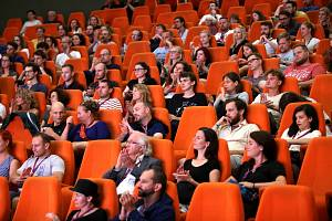 Festival Letní filmová škola Uherské Hradiště 2019 Slavnostní zahájení.