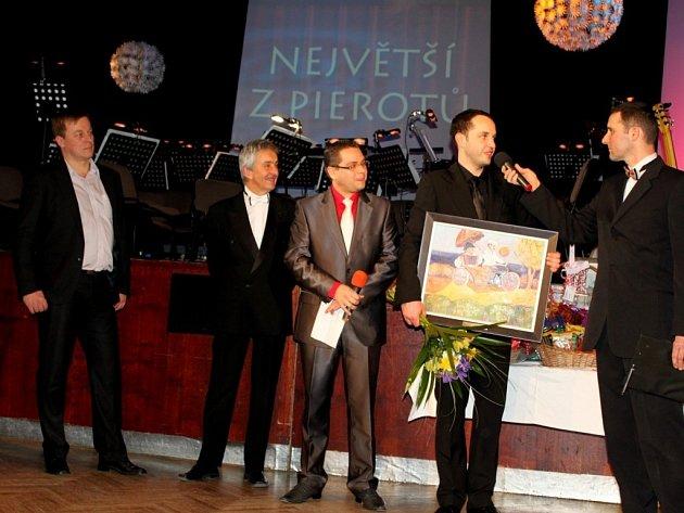 Na plese vyhlásili nejlepší herce a inscenace Slováckého divadla