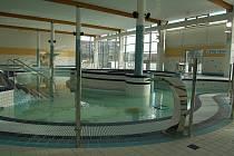 Hradišťský aquapark. Ilustrační foto