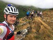 Věřící si ke své třinácté cyklopouti vybrali Fátimu