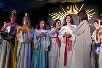 Svatá Lucie – světlonosička