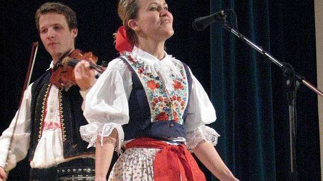 Jitka Šuranská, zpěvačka CM Stanislava Gabriela