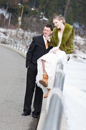Svatební pár č. 104Zuzana a Luděk Solanští, Rožnov pod Radhoštěm