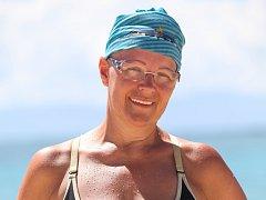 Blanka Otrubová prožila dobrodružství na filipínském ostrově.