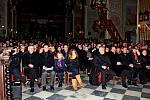 Ve velehradské bazilice se ve čtvrtečním podvečeru uskutečnil už čtyřiadvacátý ročník Štěpánského koncertu.